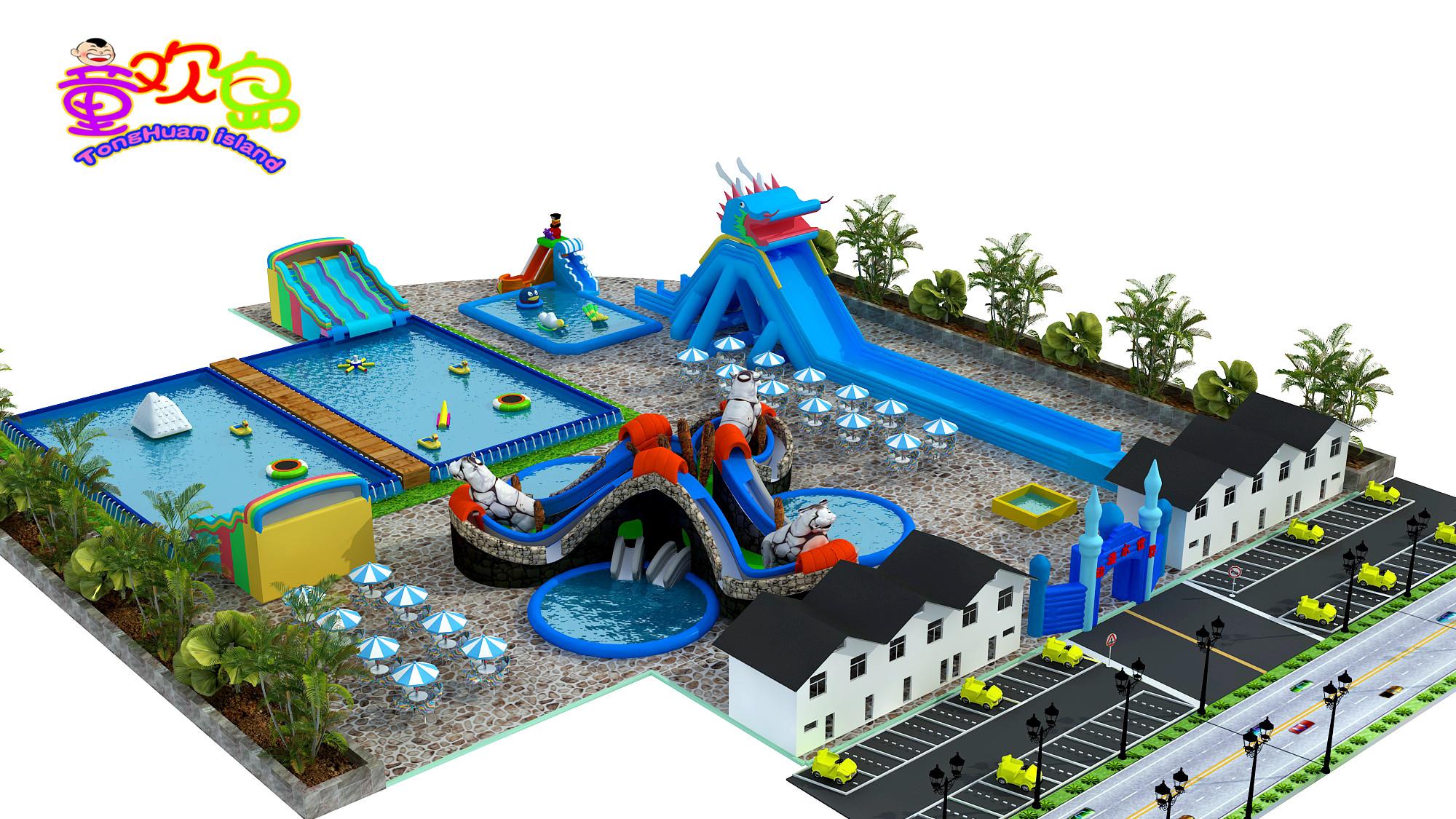 水上乐园设计图 (4)
